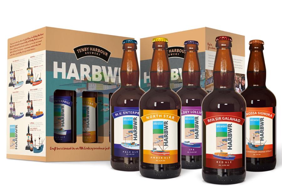 ラグビーラベルも!ウェールズのクラフトビールが日本初上陸