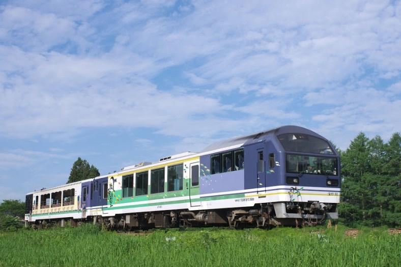 会津鉄道「冷えひぇ~ビール列車」