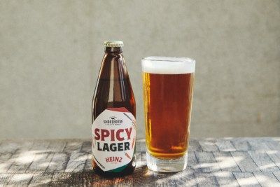 「SPICY LAGER」