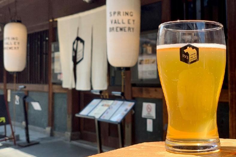 スプリングバレーブルワリー京都「Kyoto 3rd Anniversary」
