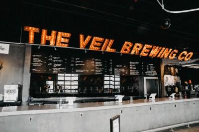 The Veil Brewing Co.(ザ・ヴェイル ブリューイング カンパニー)