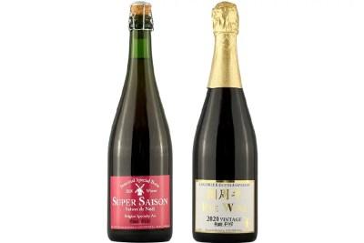 ロコビア「捌周年記念醸造(Rye Wine)」「スーパーセゾン2020(Saison de Noël)」