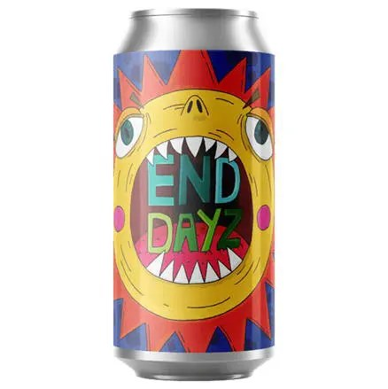 The Brewing Projekt「End Dayz / エンド デイズ」