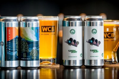West Coast Brewing「Starwatcher CBD」「Green Light」
