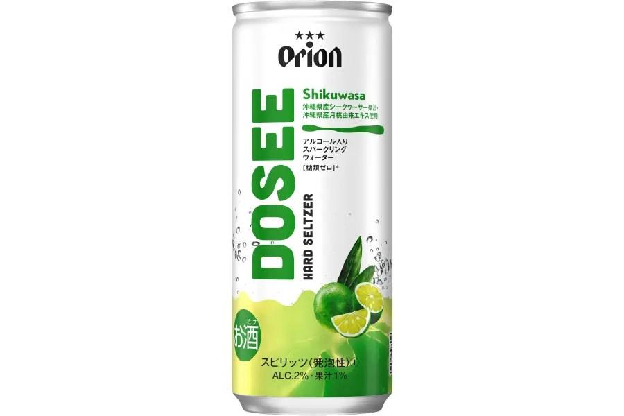 オリオンビール「DOSEE<ドゥーシー> シークヮーサー」