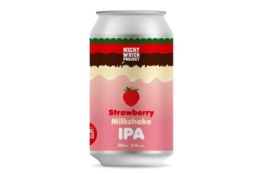 Far Yeast Brewing「Strawberry Milkshake IPA」