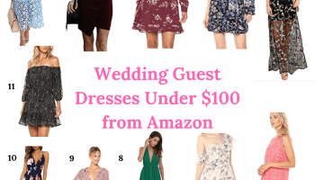 3aad2aa6506 Wedding Guest Dresses from Amazon (Under  100)