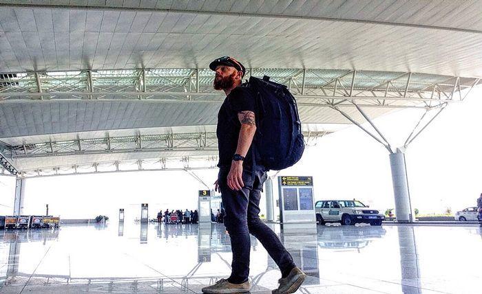 Travel Blogger interview with Derek Cullen