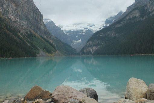 Lake Louise hikes, Banff AB, Canada