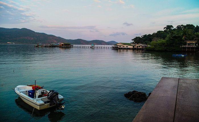 Explore Koh Chang Island near Bangkok, Thailand