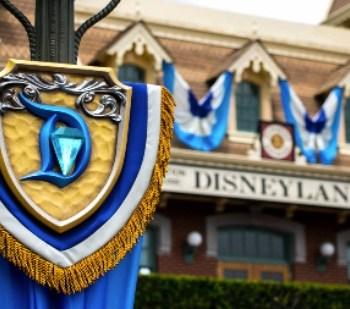 Happy 60th Birthday, Disneyland!