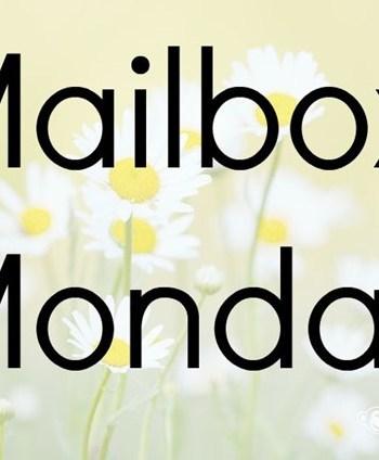 Mailbox Monday: 8/17/15