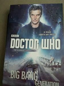 Always Reiding Doctor Who Big Bang Generation