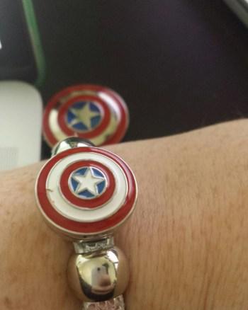 Captain America Jewelry