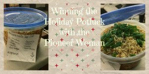 AlwaysReiding_Winning the Holiday Putluck with the Pioneer Woman