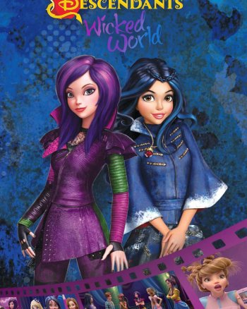 The Descendants Wicked World Graphic novel