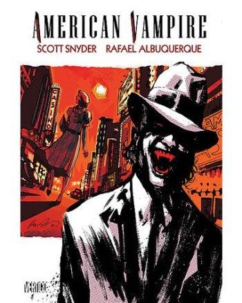 American Vampire Vol 2 by Scott Snyder