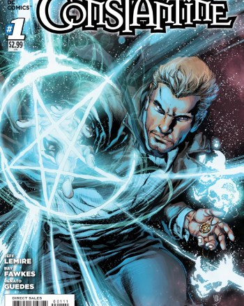 Constantine Vol 1 The Spark and the Flame