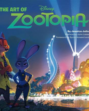 AlwaysReiding_The Art of Zootopia