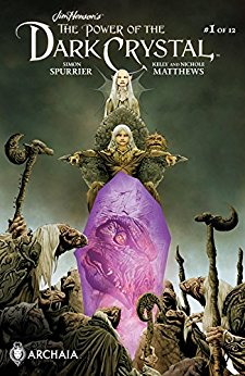 Jim Henson's The Power of the Dark Crystal: Vol 1