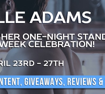 ::Release Week:: Living With her One Night Stand by Noelle Adams