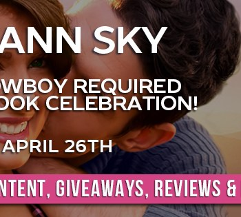 ::First Look::  No Cowboy Required by Joann Sky