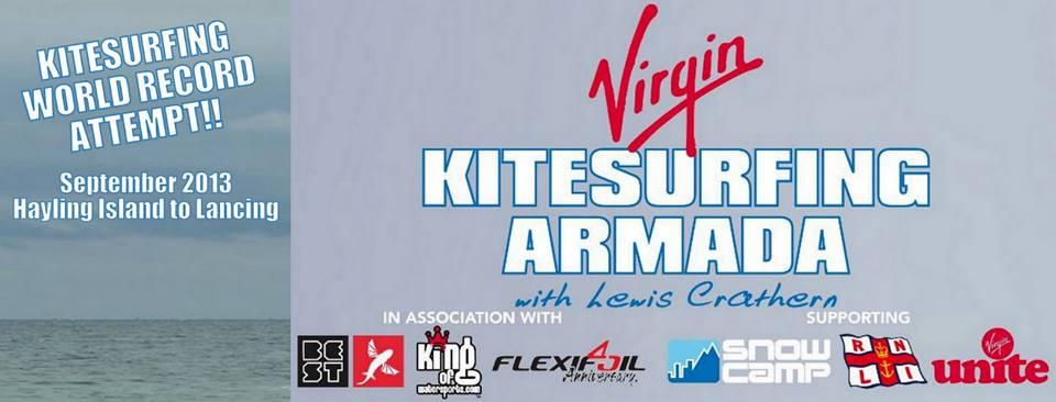 Virgin Kitesurfing Armarda