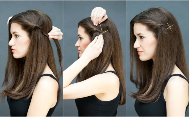 22 easy hairstyles for busy women | alyaka