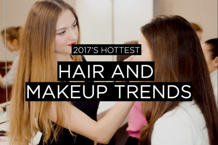 2017's Hair and Makeup Trends