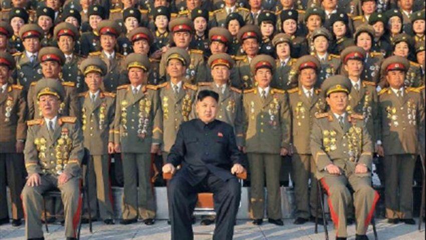 """كوريا الشمالية: كيم جونغ أون يبحث بمواصلة تعزيز """"رادع الحرب"""""""