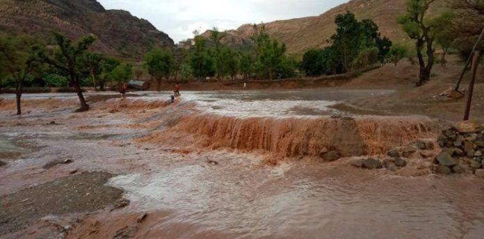 الدفاع المدني يحذر من الاقتراب أو التواجد في ممرات السيول