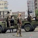 توتر عسكري في جنوب اليمن
