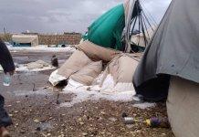 ماذا يحدث.. تفاصيل مثيرة حول مخيمات النازحين في مأرب