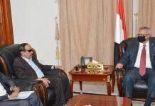 مناقشة القضايا المشتركة بين مجلسي الوزراء والشورى