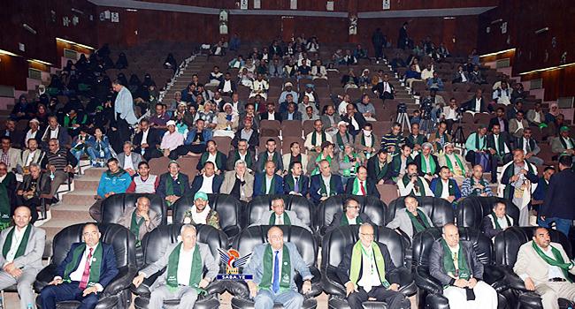 الخدمة المدنية والزراعة تنظمان حفلاً خطابياً احتفاءا بذكرى المولد النبوي