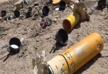 قنابل محرمة دوليا.. مخلفات العدوان السعودي يشكل خطراً على الحياة المدنيين