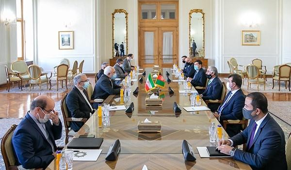 إيران.. ظريف يؤكد دعم إيران لعملية السلام التي يقودها الأفغان