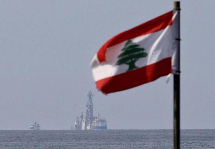 حصار لبنان نفط
