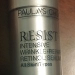 Review Paula's Choice – Resist Intensive Wrink Serum
