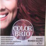 Review – Vopsea de par Color Brio de la Bottega Verde
