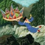 התלכדות של מחשבה, המיית לב ואמנות – מהדורה חדשה לתהילים
