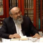 שיחה קצרה עם הרב אברהם אלאשוילי על הספר התיאולוגי החשוב ביותר של בעל התניא