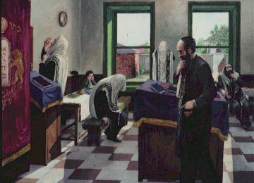 """מהי המשמעות של התשובה בעולמה של חב""""ד? האם תביעותיה של החסידות אינן מייאשות? שיחה עם הרב מיכאל טייב"""