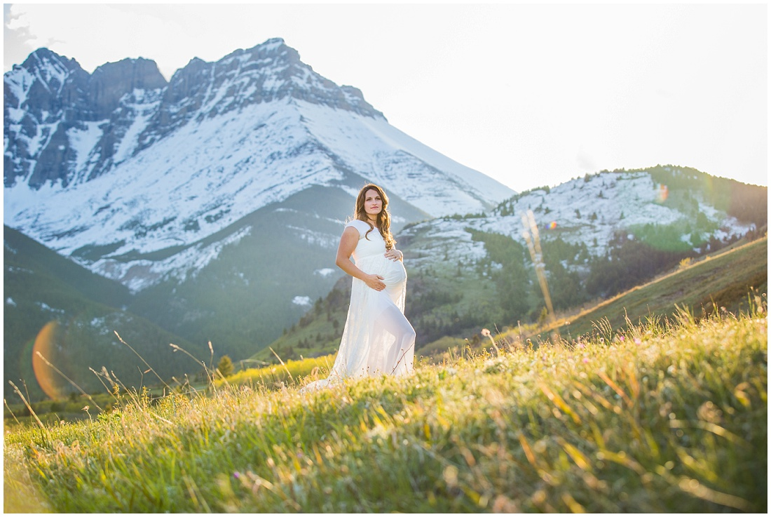 Waterton Maternity, maternity photos