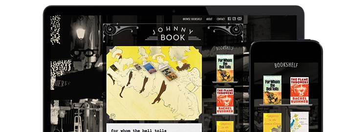 Johnny Book