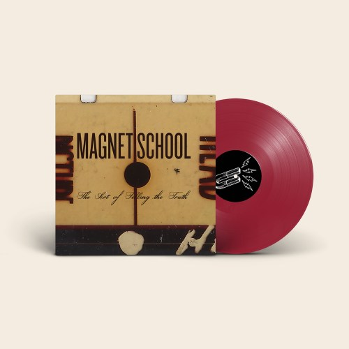 Magnet School – The Art of Telling the Truth LP