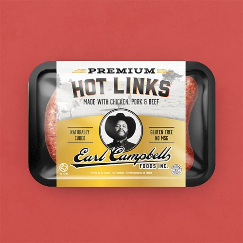 Earl Campbell Hot Links