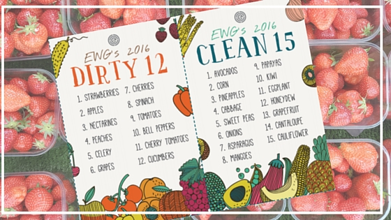 The One Food you Should Always Buy Organic, Alyssa Coleman, wellness, productivity, creative entrepreneur