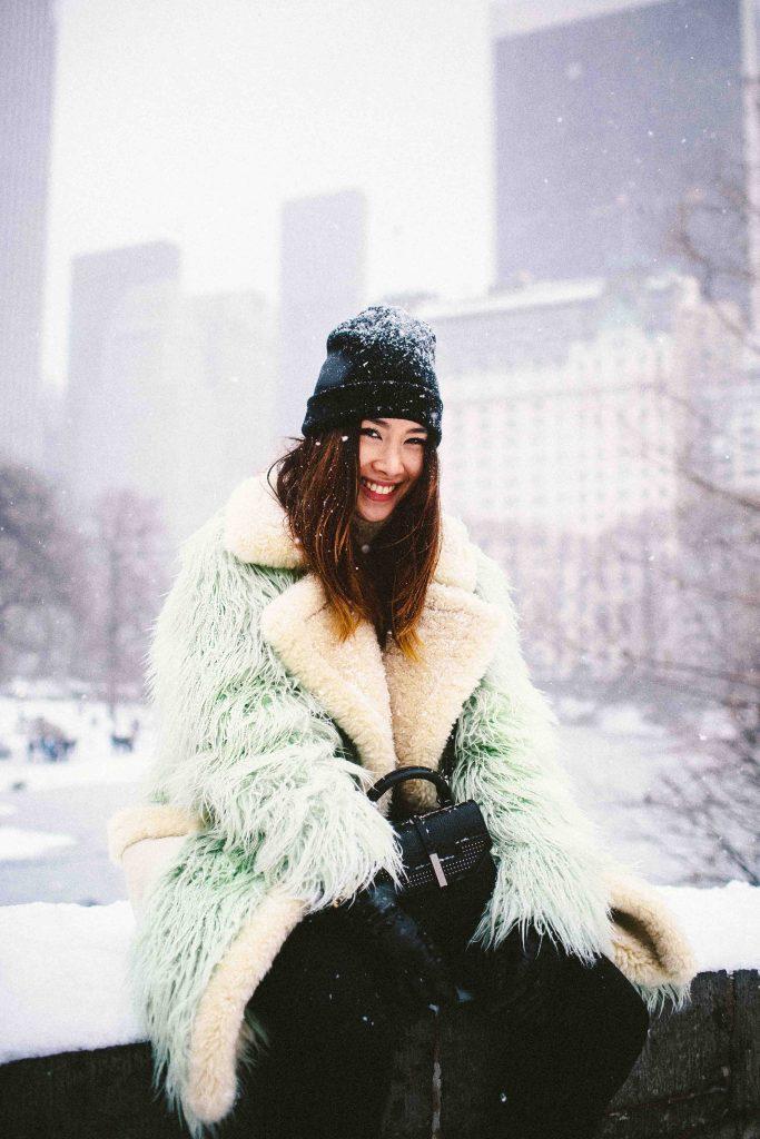 03 Alyssaddicted New York City snow days in central park