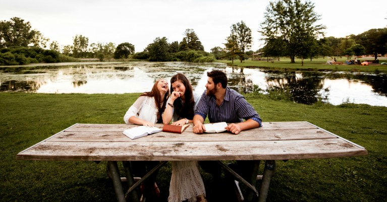 They Will Know Us By Our Love: Living as the Family of God